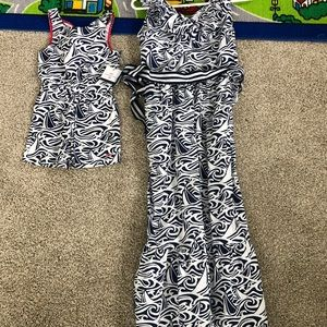Mommy and me matching set vineyard vine